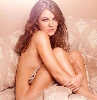 Liz Hurley Se Desnuda Por Su Empresa