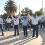 El aspirante del PAN felicitó a los loretanos por la inminente designación de Pueblo Mágico, luego de un intenso cabildeo y compromiso realizado por el gobierno panista de Marcos Covarrubias y un esforzado grupo de ciudadanos de Loreto.