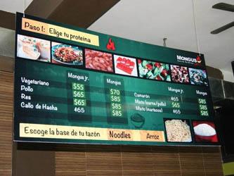 Mongus Grill, un concepto diferente en comida oriental