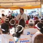 Pancho Pelayo felicitó a las madres sudcalifornianas en su día, les manifestó su apoyo incondicional y respeto absoluto hacia ellas.