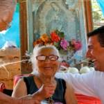 Ricardo Barroso dijo haber constatado (también en Santa Rosalía y en Loreto) una grave recesión económica de sectores como el comercial y de servicios, que lesiona directamente a muchas familias porque provoca más desempleo, de ahí la urgente necesidad de apoyar a un amplio sector que no es bien atendido por el gobierno.