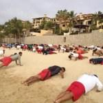 Actualmente el Cuerpo de Bomberos de Cabo San Lucas cuenta con un grupo integrado por 12 elementos salvavidas, de los cuales, cinco de ellos cubren las playas de más afluencia durante un turno de 8 horas diarias, con el objetivo de coadyuvar en una misión colectiva: tener un destino turístico de playa más seguro.