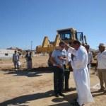 El párroco Villalpando reiteró la voluntad de la iglesia católica para seguir trabajando en el fortalecimiento de la infraestructura, y aunque se había contemplado la presencia del obispo, no fue posible que los acompañara en tan importante evento.