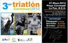 Este domingo, el 3er Triatlón Coromuel 2012