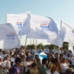 El candidato Pancho Pelayo continuará toda la semana recorriendo las colonias de La Paz, llevando su mensaje de campaña y su propuesta a los ciudadanos de su distrito, haciendo sus recorridos a pie casa por casa y saludando a la gente de manera directa y cercana.