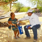 El candidato del PAN al Senado de la República, Carlos Mendoza Davis, reconoció que se ha postergado el fortalecimiento de la pesca ribereña y que desde el Senado trabajará para lograrlo.