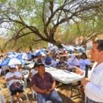 Durante un recorrido de dos días por el sur del municipio de La Paz, el candidato del PAN al Senado de la República, Carlos Mendoza Davis, dijo que se debe fortalecer el campo sudcaliforniano, para mejorar la vida de las familias que ahí habitan.