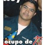 """El joven bombero, apodado por sus compañeros como """"Changuito"""", ha formado parte de las filas de matafuegos de la subestación de la colonia El Zacatal, desde los 15 años de edad."""