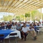 Un gran número de ciudadanos de La Ribera y Las Cuevas, manifestaron su respaldo al candidato del PAN al Senado de la República, Carlos Mendoza Davis, quien se comprometió a trabajar desde el Senado a favor de la pesca ribereña y la protección de las especies destinadas a la pesca deportiva.