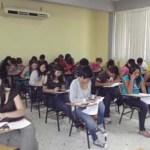 La UABCS y CENEVAL llevaron a cabo la aplicación del Examen General de Nuevo Ingreso II a 1749 estudiantes, el pasado 2 de junio de 2012.
