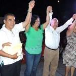 Es hora de romper con el pasado, llamó el candidato del partido Revolucionario Institucional al Senado de la República, Isaías González Cuevas, a un grupo numeroso de ciudadanos que se sumaron al proyecto tricolor.