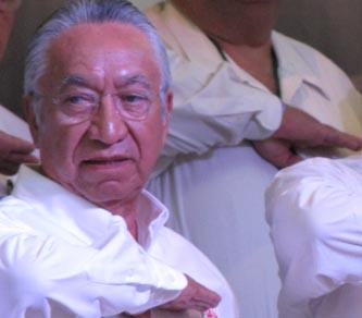 Dan a conocer acta en donde se establece acción penal contra Isaías González
