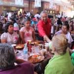 """En su intervención González Cuevas expresó """"Quiero ser Senador, para ser un gestor permanente de las demandas de la sociedad y en especial de las mujeres, claro sin descuidar a los jóvenes, los adultos mayores, a los productores, los maestros, los campesinos y a la población en general""""."""