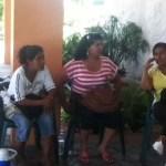 """""""Cada vez los compañeros están más decididos a seguir luchando"""", afirma Rosalino, de las familias de La Pasión """"C"""", quienes buscan la regularización de sus viviendas."""