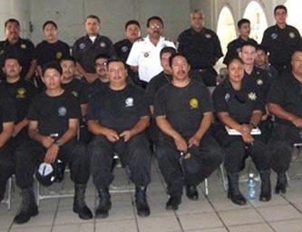 Serán 400 elementos con 70 vehículos de la Dirección General de Seguridad Pública, Policía Preventiva y Tránsito Municipal, los que colaboren para el mejor desarrollo de la jornada electoral en el Municipio de La Paz este domingo primero de julio, tanto en la zona rural como urbana.