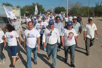 Más apoyo para la zona rural: Pancho Pelayo