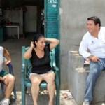 Ricardo Barroso criticó la selectividad del gobierno panista en al apoyo a los ayuntamientos de Baja California Sur (aparentemente el único ayuntamiento sin problemas financieros es el de Comondú) de ahí la importancia de un contrapeso político en el Congreso de la Unión.