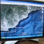 Habrá suspensión total a la navegación en esa área, ya que ahí estarán apostadas algunas embarcaciones, propiedad de la Secretaría de Marina Armada de México.