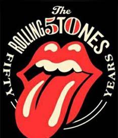 La imagen fue publicada en el sitio web de la revista Rolling Stone, donde se destaca que el nuevo logo está basado en la clásica imagen de la boca y la lengua, que apareció por primera vez en el álbum Sticky Fingers, en 1971.