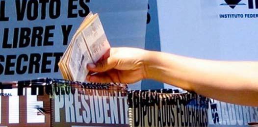 A tres días de las elecciones ya se encuentra todo preparado, garantiza el IFE