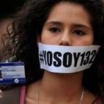 """En las redes sociales se difunde la hora de la reunión: cinco y media de la tarde para la capital del estado y a las cuatro para los vecinos del sur. """"Por un México libre"""" tendrá lugar esta manifestación, pues """"si hay imposición habrá revolución""""."""