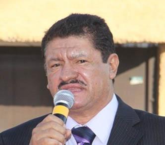 """En el transcurso del acto, Armando Martínez Vega, secretario general de gobierno, aseguró que Ibarra Morales es una persona responsable, de trabajo, """"un amigo""""."""