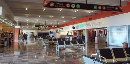 Antes de noviembre reforzarán la seguridad en los aeropuertos de La Paz y Los Cabos
