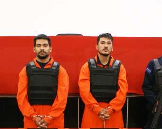 Detenidos en Aguascalientes los presuntos asesinos del comandante ministerial Martín Márquez