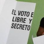 """Luego de reiterar que """"no hay un tiempo preciso para empezar a recibir la votación de los ciudadanos"""", Garmendia Gómez indicó que """"hay que leer con cuidado el código, el término es muy preciso, dice: inicia la instalación de la casilla""""."""