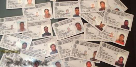 Ya pueden ser recogidas las credenciales de elector resguardadas