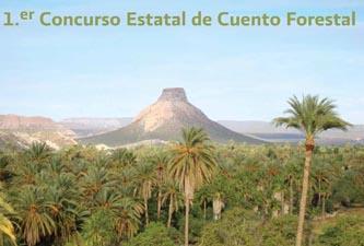 Premian a niños ganadores del Primer Concurso Estatal de Cuento Forestal