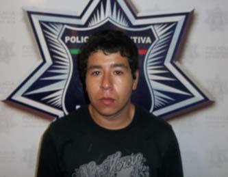 David Geraldo Romero.