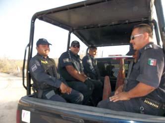 Por vacaciones, se intensifican rondines de vigilancia de la polimunicipal