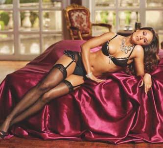 Gina, de miss México a revista para caballeros