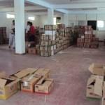 En la entidad, la SEP entregó un millón 300 mil libros, correspondientes a diversos grados y áreas académicas, por proporción y según un estimado dijo el profesor Hernández, a Los Cabos le toca el 40 por ciento de esta cantidad.