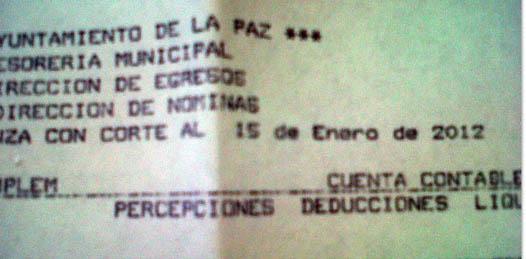 Saúl Lamas Guzmán, regidor por parte del Partido Acción Nacional (PAN), hizo ver que era incongruente hablar de un ahorro de $27,795,970.65, cuando existe dificultad para pagar en tiempo y forma a los trabajadores municipales.