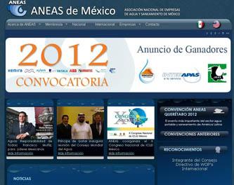 Recibe OOMSAPAS el  Premio Nacional ANEAS 2012