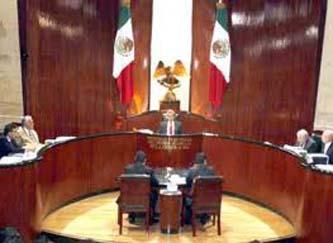 Tribunal recibe hoy demandas por elecciones