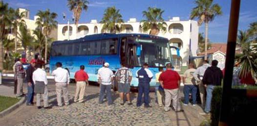Vigilarán 50 inspectores a las transportadoras turísticas cabeñas