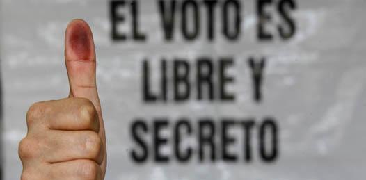 No tiene el IFE facultad para resolver presuntos delitos electorales, como la compra del voto