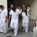 Cinco sujetos fueron detenidos por su relación con medio centenar de robos a residencias y el asalto a la joyería del Centro.