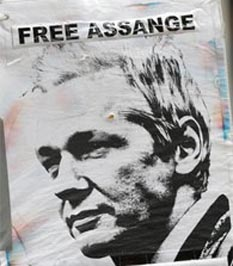 Advierten a Ecuador sobre represalias por asilar a Assange