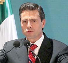 Arranca Peña con una ley anticorrupción