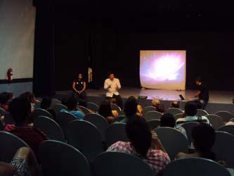 Con proyección de cortometrajes celebran Día Internacional del Guardaparque