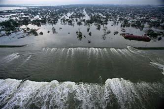 Declaran estado de emergencia en Misisipi y Luisiana