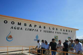 Con recursos propios y federales rehabilita  OOMSPASLC red hidráulica