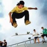 """Este domingo 26 de agosto, a partir de las 6 de la tarde, el parque 20 de Noviembre albergará el torneo de skate """"Dibujando sonrisas"""", auspiciado por la Asociación Civil """"Citacrom"""" y el grupo de jóvenes """"Eholim""""."""