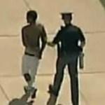 El ataque ocurre en Baltimore; la policía detuvo a un sospechoso y la víctima fue trasladada en helicóptero a un hospital.