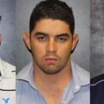 Arturo Flores Medina, Israel Muñoz Ledo Hernández y Alonso Jaaziel Soto Murillo.