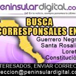 Peninsular Digital Busca Corresponsales - Banner